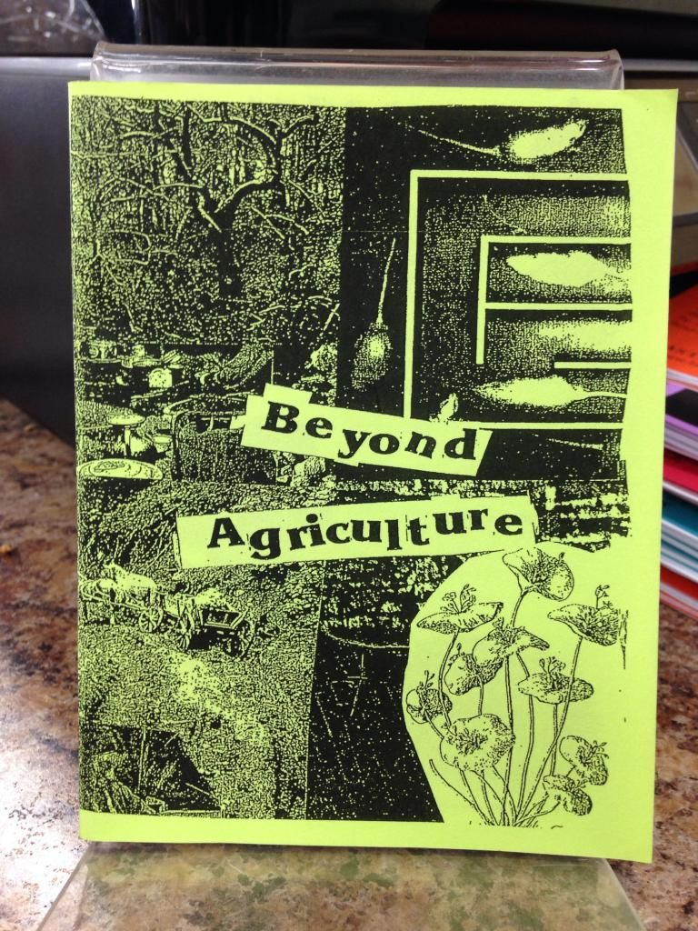Image for Beyond Agriculture