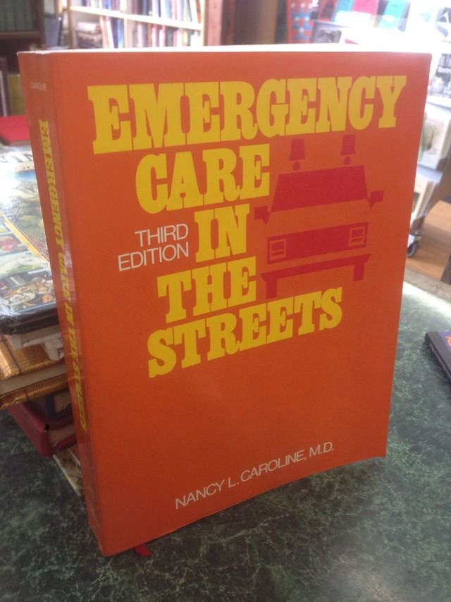 Image for Emergency care in the streets