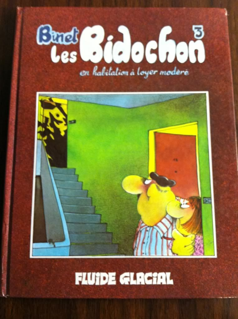 Image for LES BIDOCHON T.3 ; EN HABITATION A LOYER MODE (FG.FLUIDE GLAC.) (French Edition)
