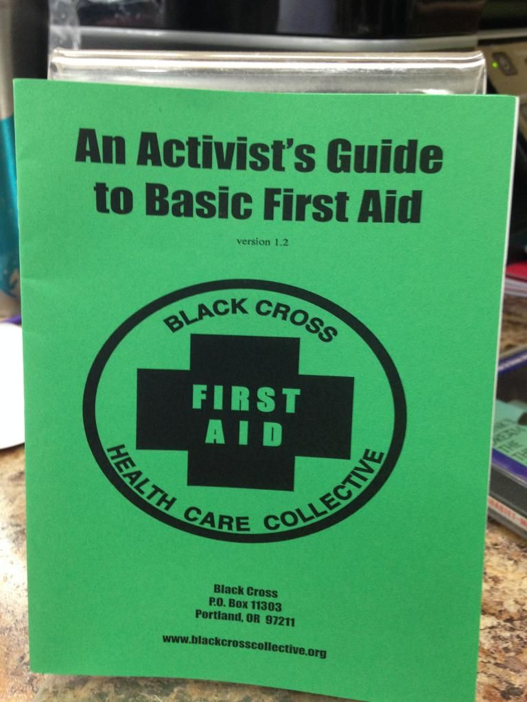 Image for Activist's Guide to First Aid