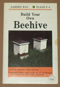 Image for Build Your Own Beehive Book (Pamphlets)