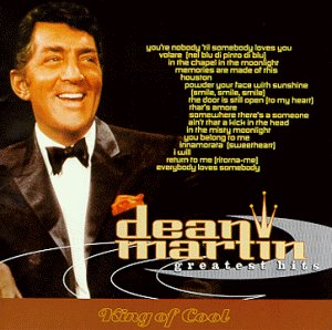 Image for Dean Martin Greatest Hits King of Cool