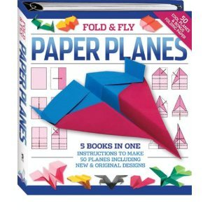 Image for Fold & Fly Paper Planes by Dean Mackey (2009) Spiral-bound