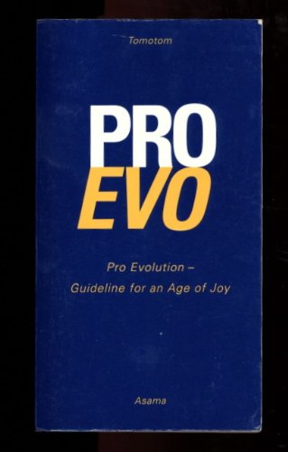 Image for Pro Evolution: Guideline for an Age of Joy