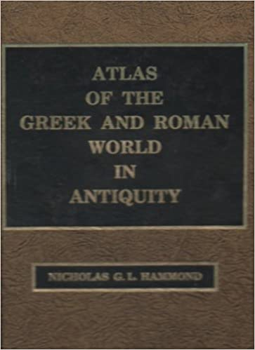 Image for Atlas of the Greek and Roman World in Antiquity
