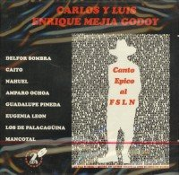 Image for CANTO EPICO AL FSLN 2CDS