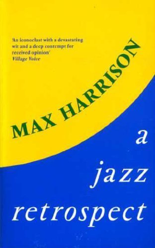 Image for A Jazz Retrospect
