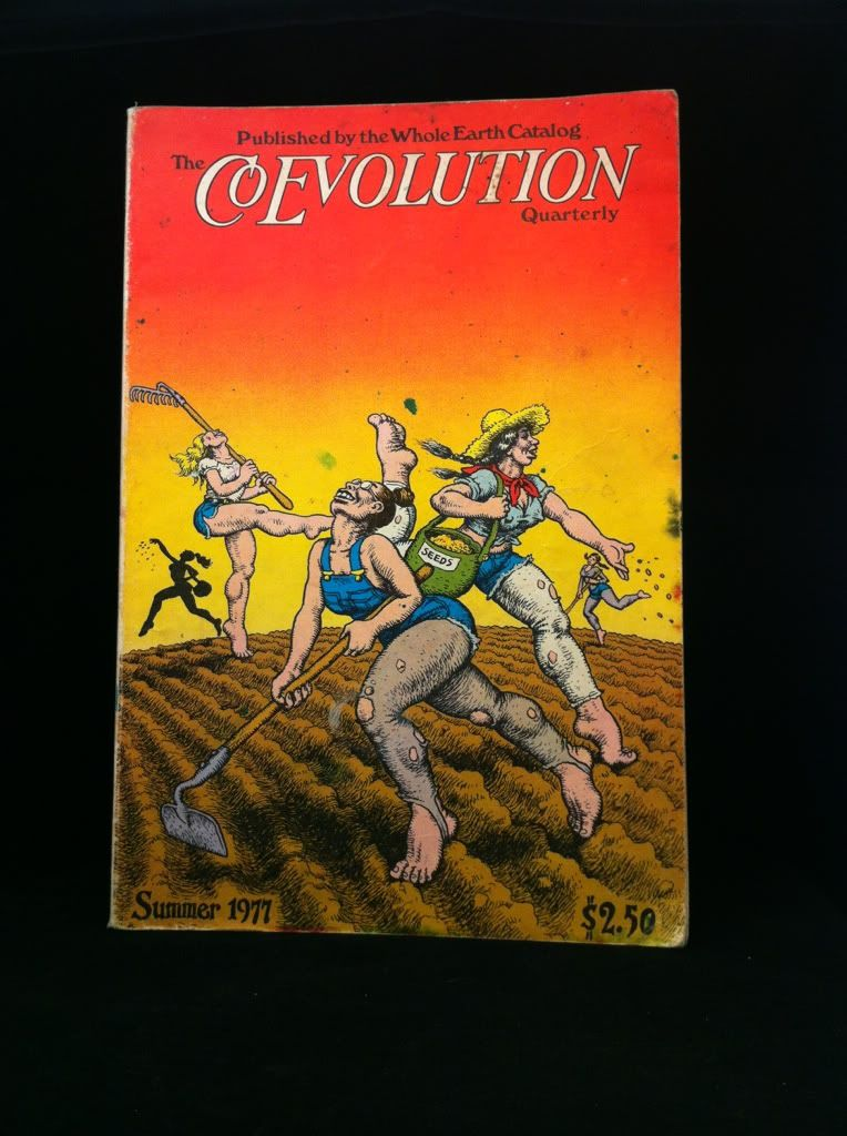 Image for The CoEvolution Quarterly Summer 1977