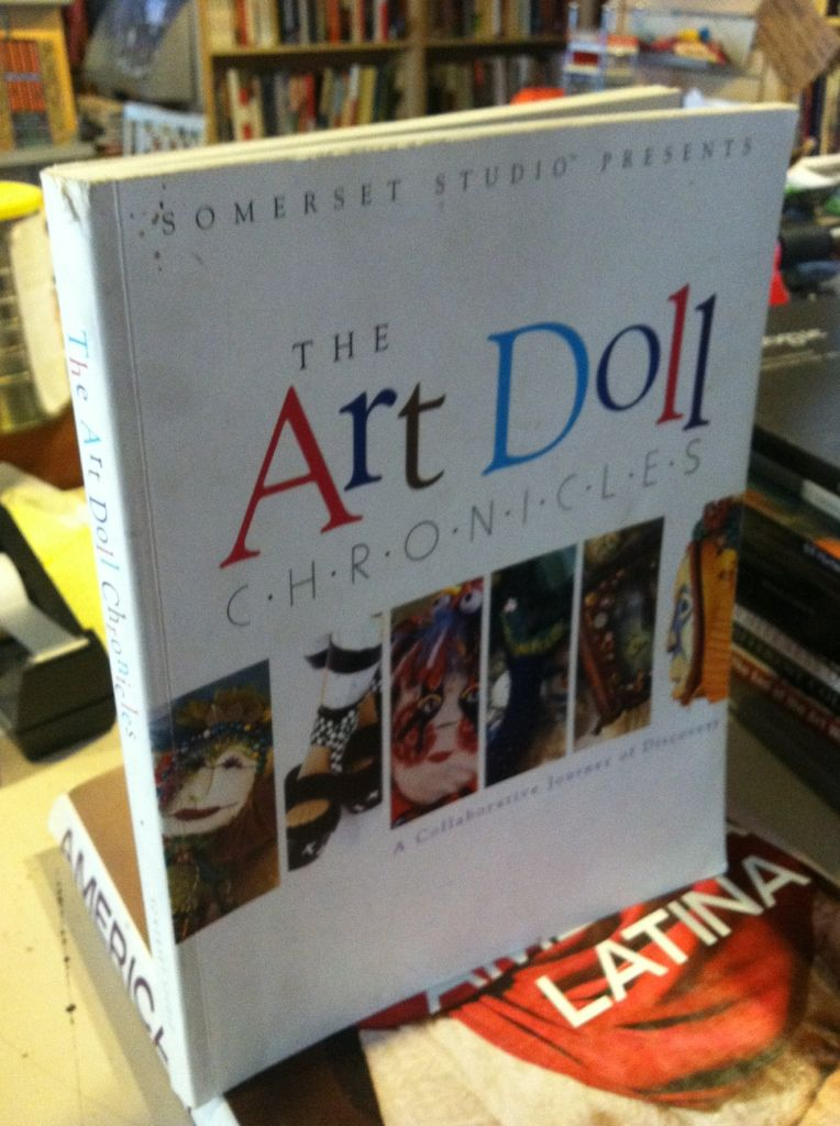 Image for The Art Doll Chronicles: A Collaborative Journey of Discovery