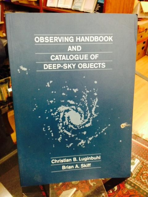 Image for Observing Handbook and Catalogue of Deep-Sky Objects
