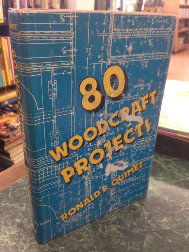 Image for 80 woodcraft projects