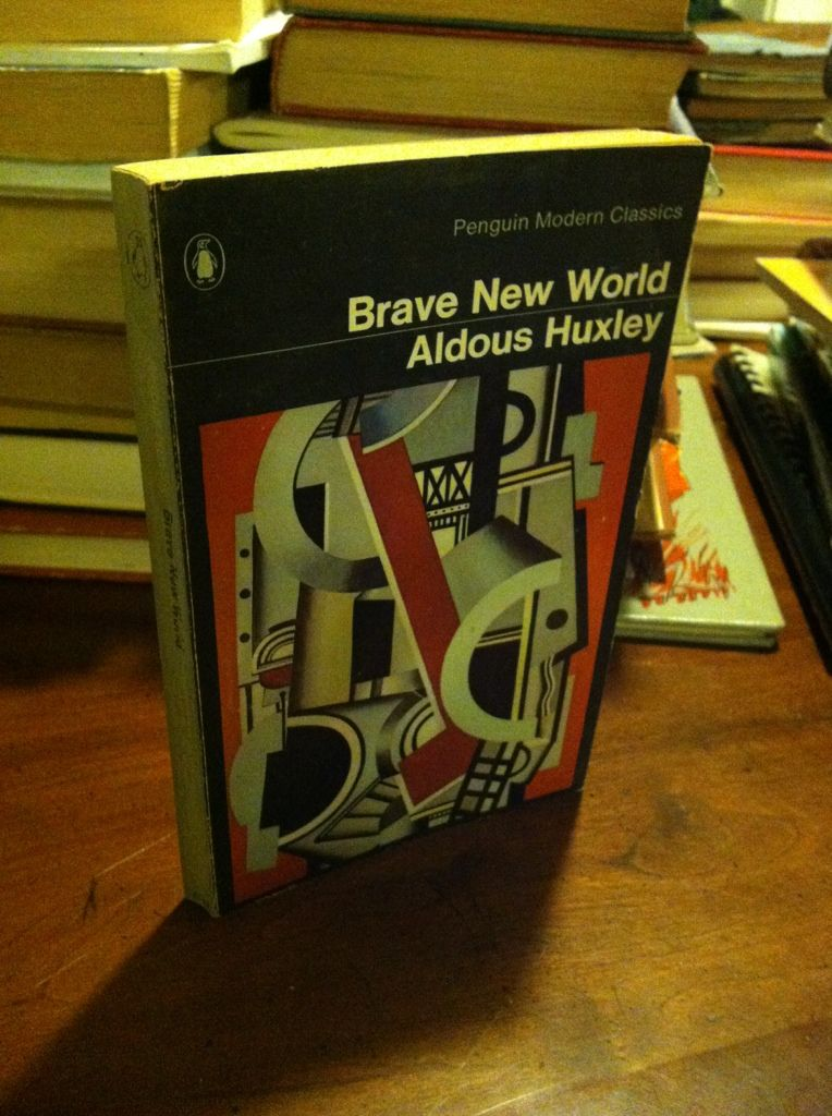 Image for Brave New World. Penguin Fiction No 1052