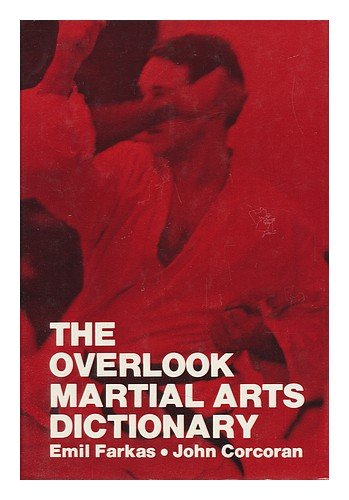 Image for The Overlook Martial Arts Dictionary