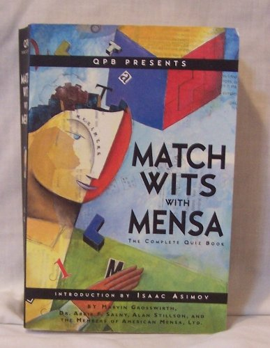 Image for Match Wits With Mensa Complete Quiz Book