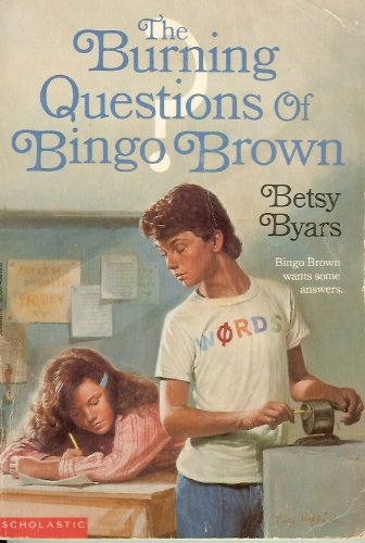 Image for Burning Questions of Bingo Brown