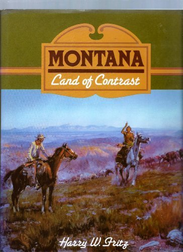Image for Montana: Land of contrast