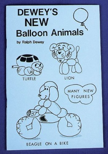 Image for Dewey's New Balloon Animals