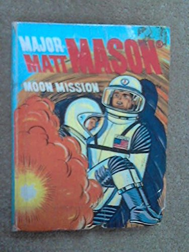 Image for Major Matt Mason - Moon Mission