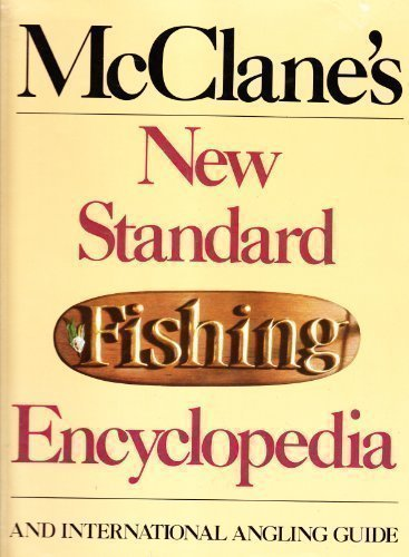 Image for McClane's New Standard Fishing Encyclopedia and International Angling Guide