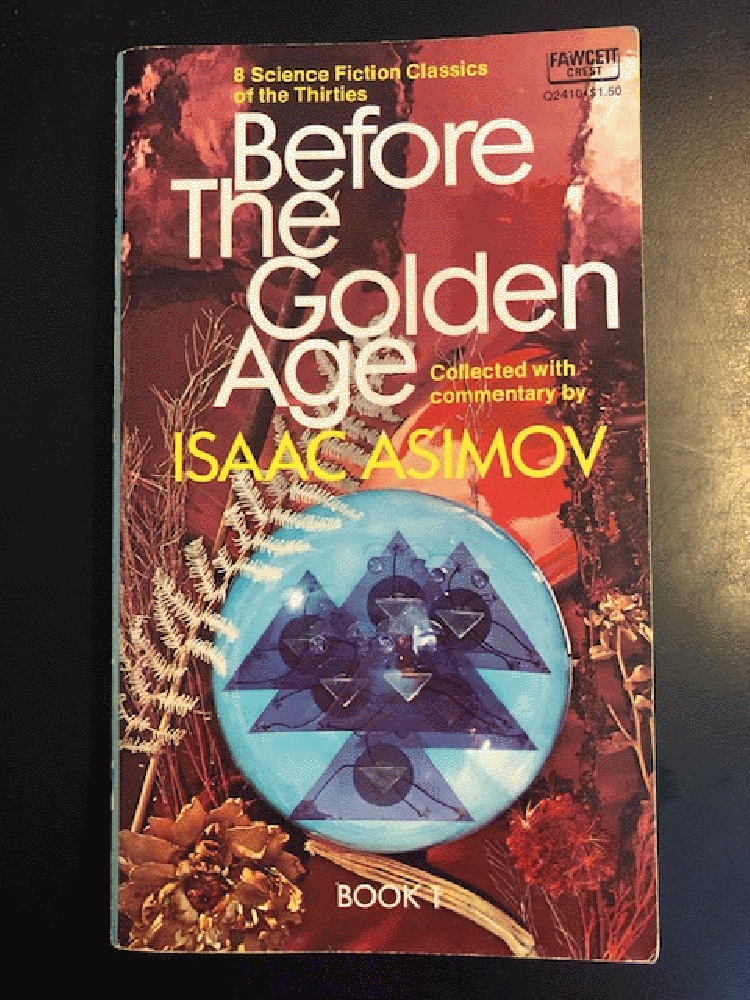 Image for Before the Golden Age Book One