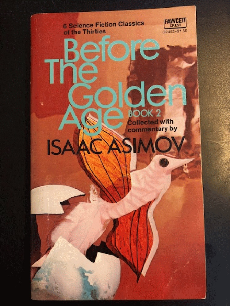 Image for Before the Golden Age, Book 2