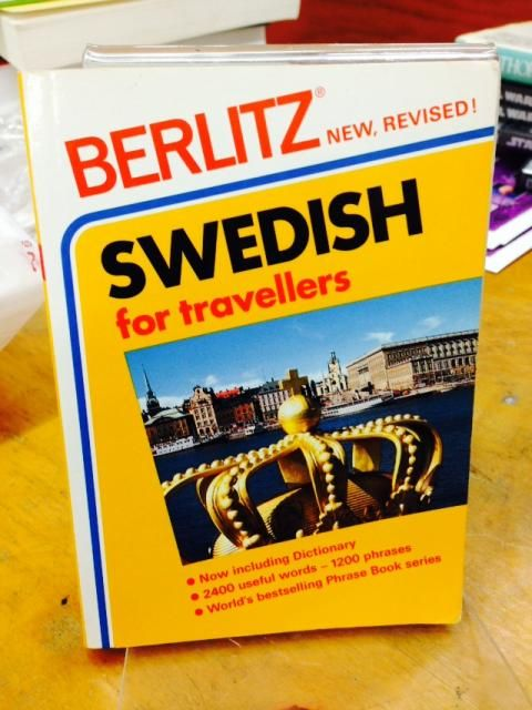 Image for Swedish for Travellers (Phrase Books)