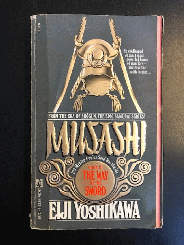 Image for The Way of the Sword:  Musashi Book 3