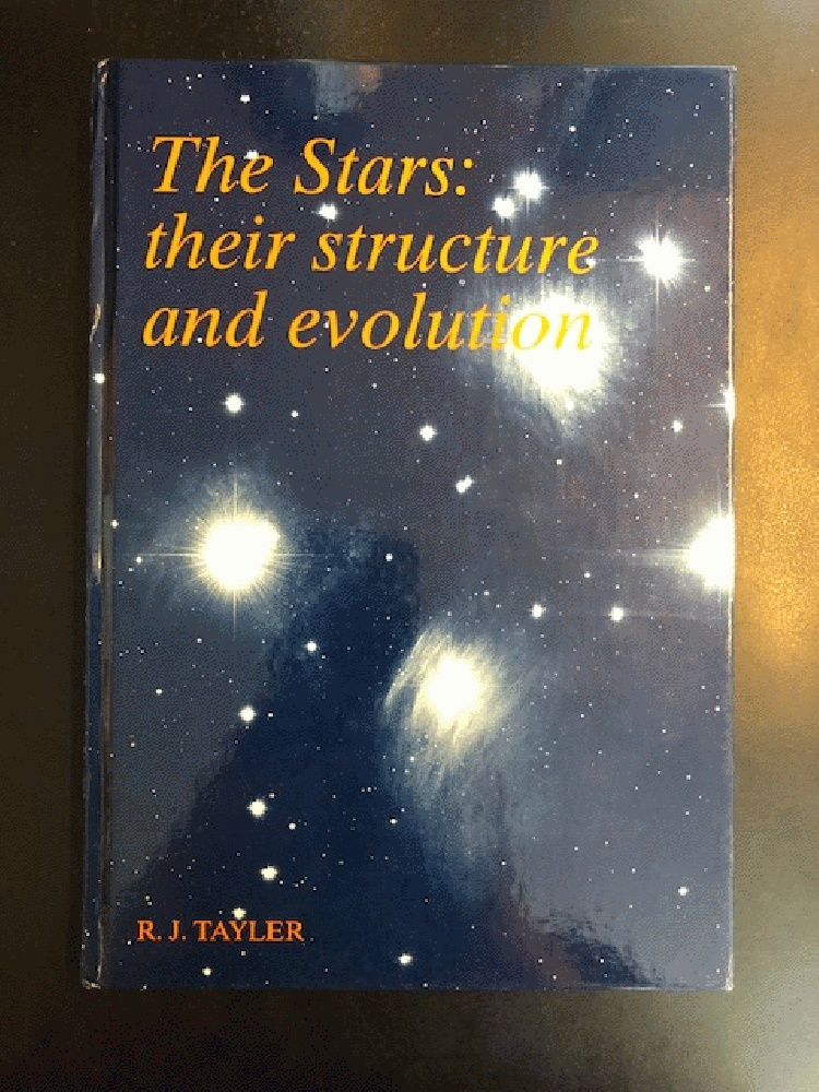 Image for The Stars: Their Structure and Evolution