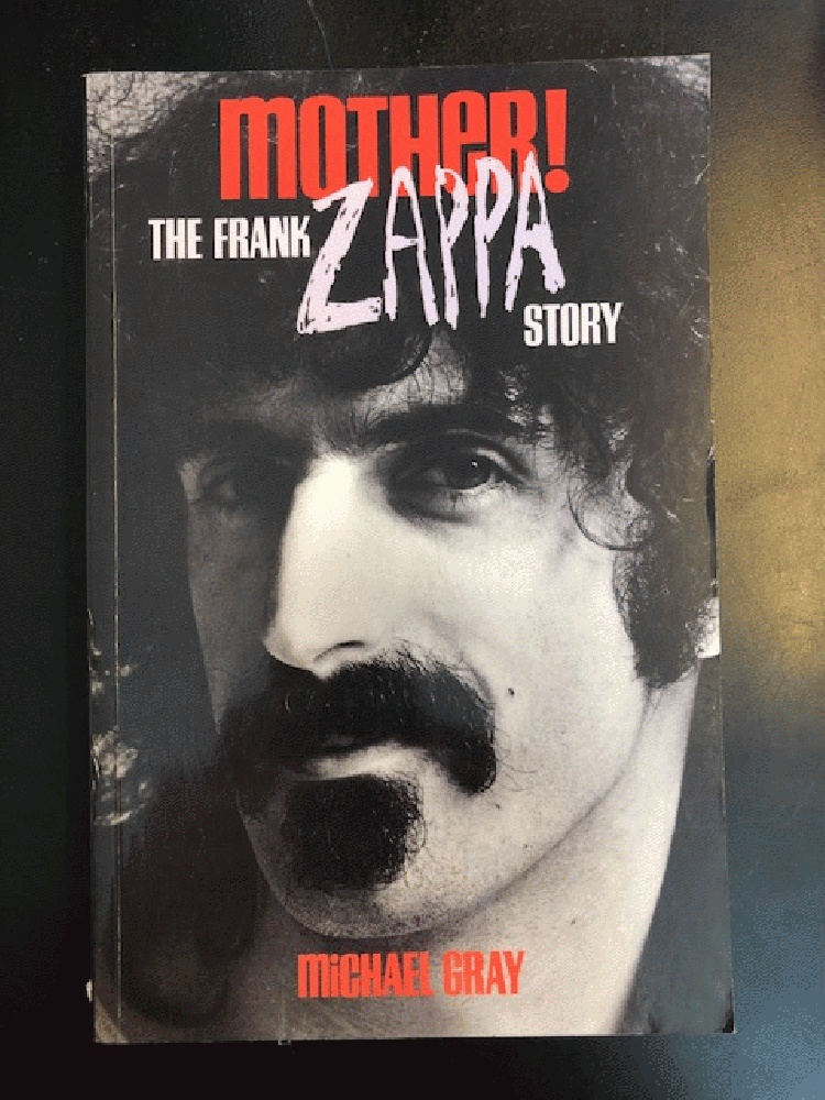 Image for Mother! the Frank Zappa Story