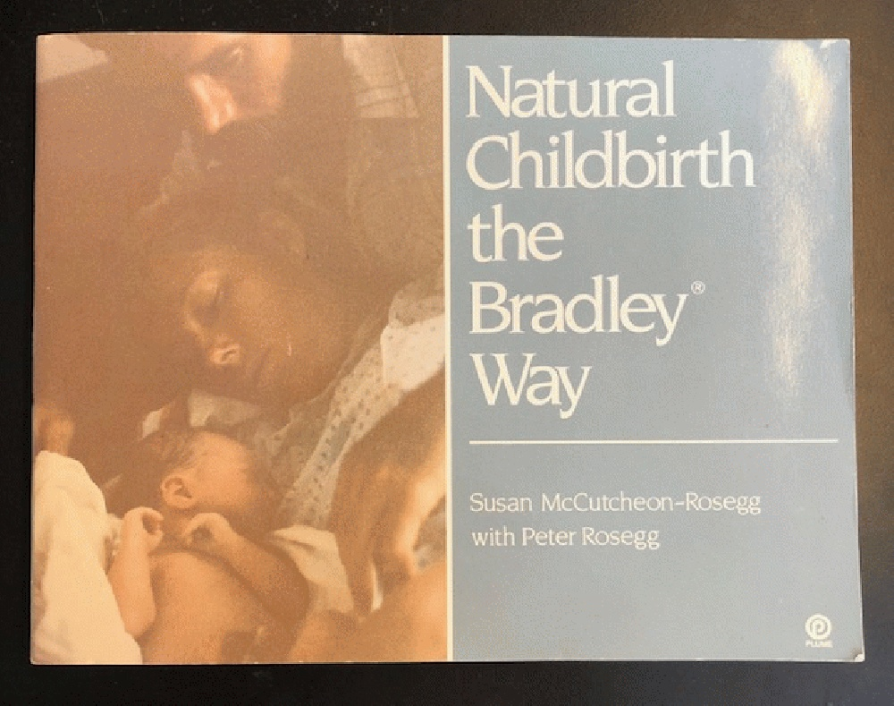 Image for Natural Childbirth the Bradley Way