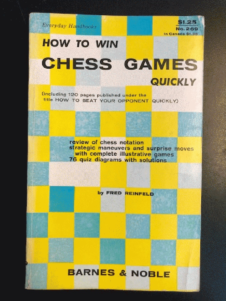 Image for How to Win Chess Games Quickly