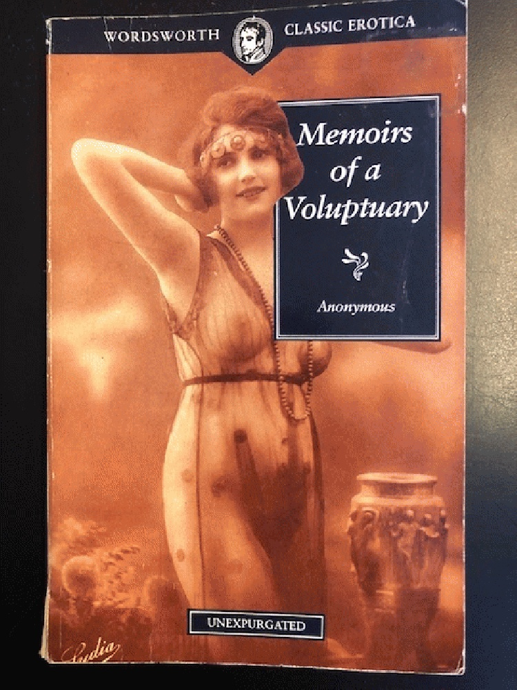 Image for Memoirs of a Voluptuary (Wordsworth Classic Erotica)