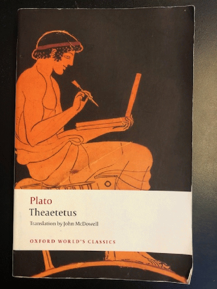 Image for Theaetetus (Oxford Worlds Classics)