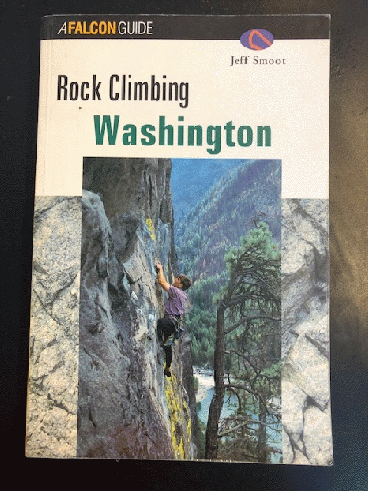 Image for Rock Climbing Washington (Regional Rock Climbing Series)