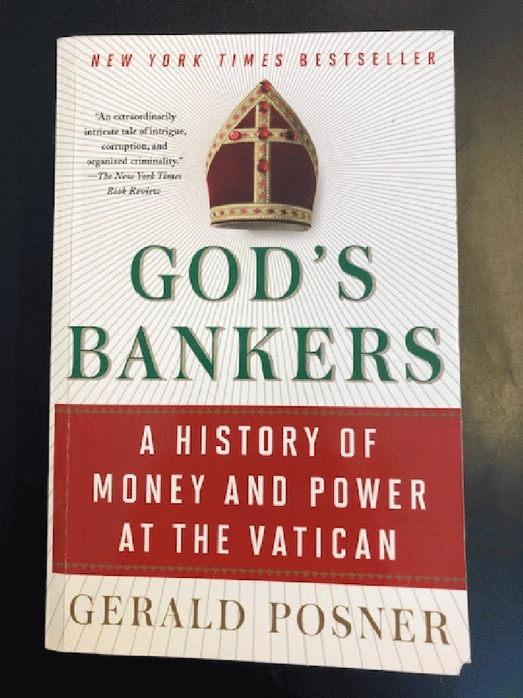 Image for God's Bankers: A History of Money and Power at the Vatican