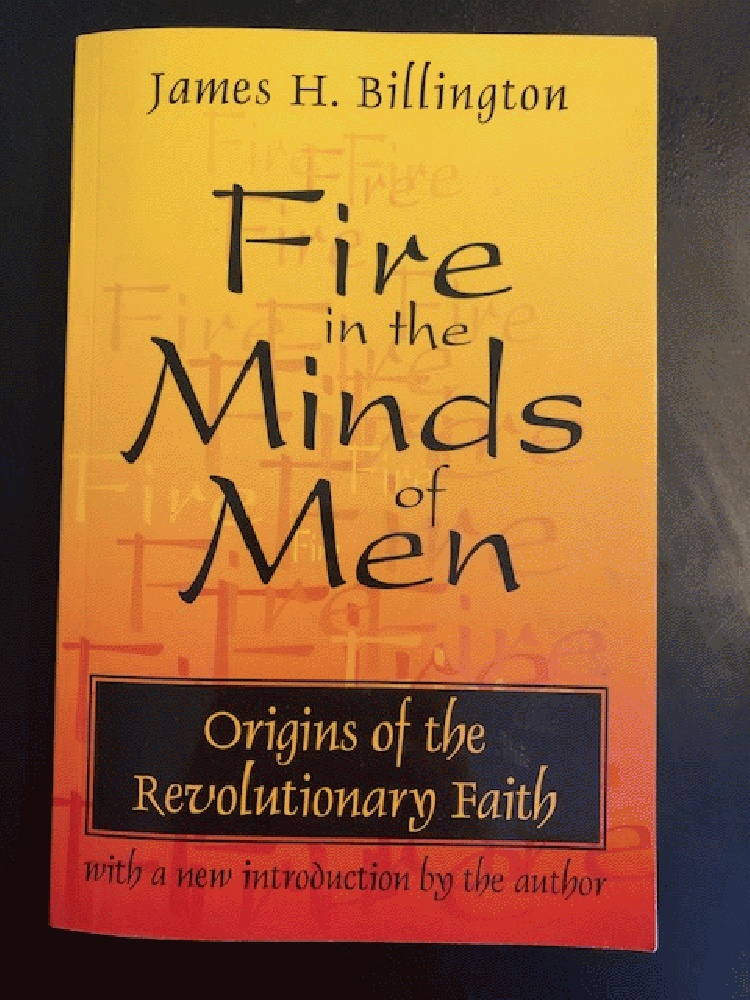Image for Fire in the Minds of Men