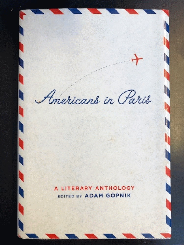 Image for Americans in Paris: A Literary Anthology: A Library of America Special Publication
