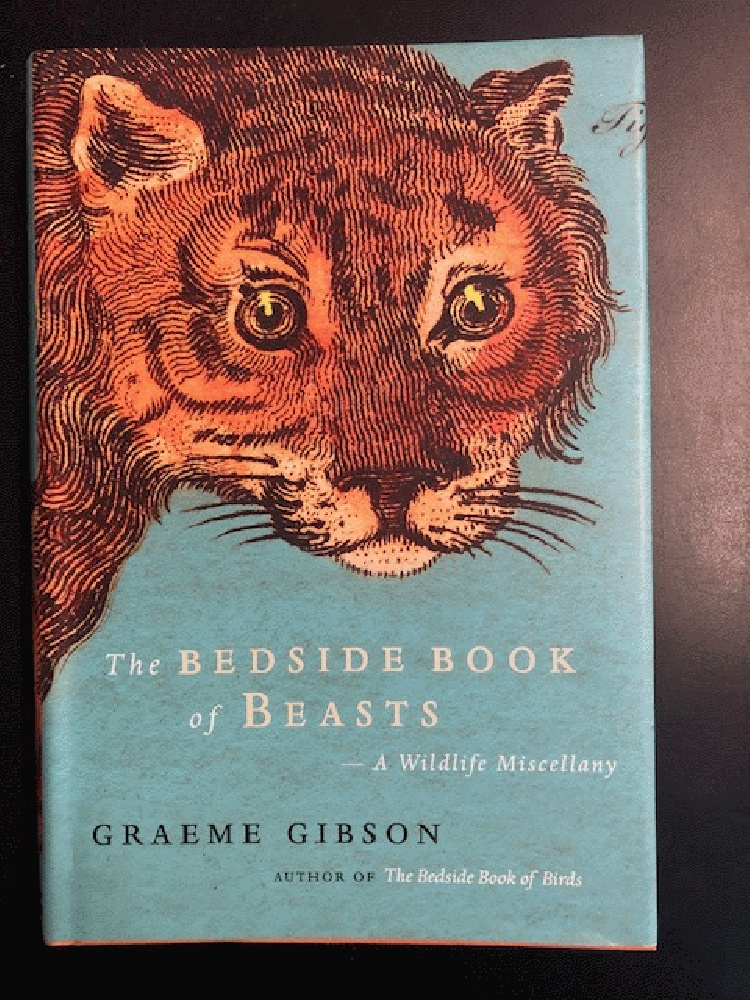 Image for The Bedside Book of Beasts: A Wildlife Miscellany