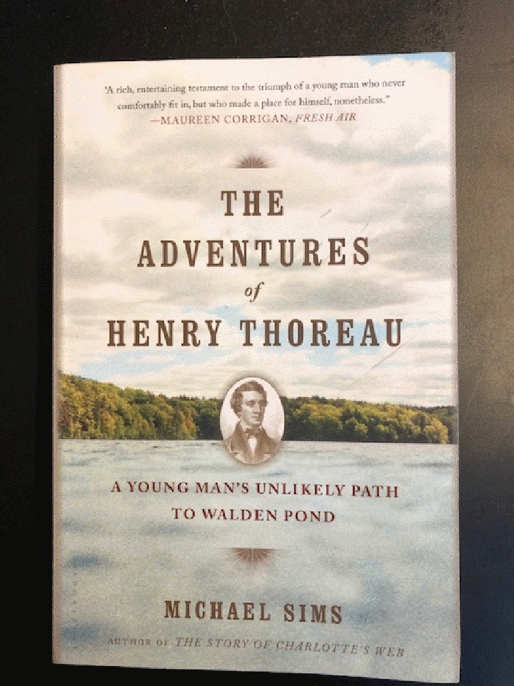 Image for The Adventures of Henry Thoreau: A Young Man's Unlikely Path to Walden Pond