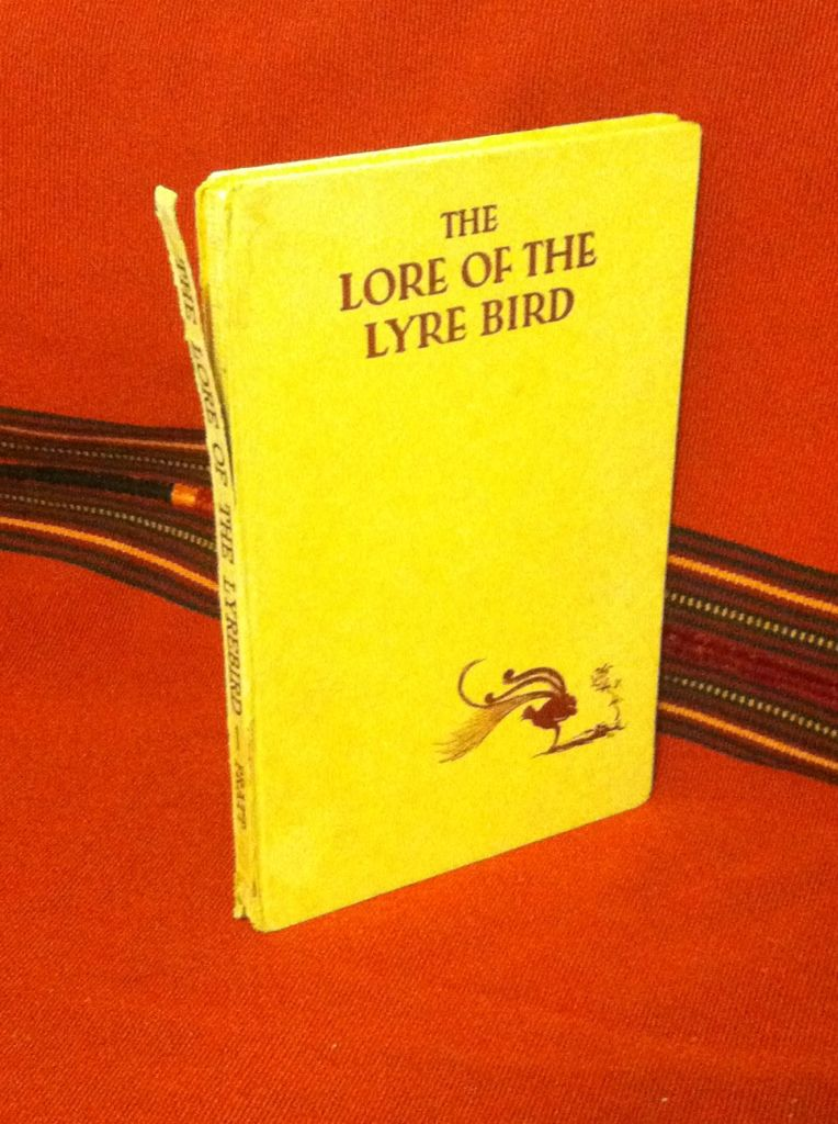 Image for Lore of the Lyre Bird