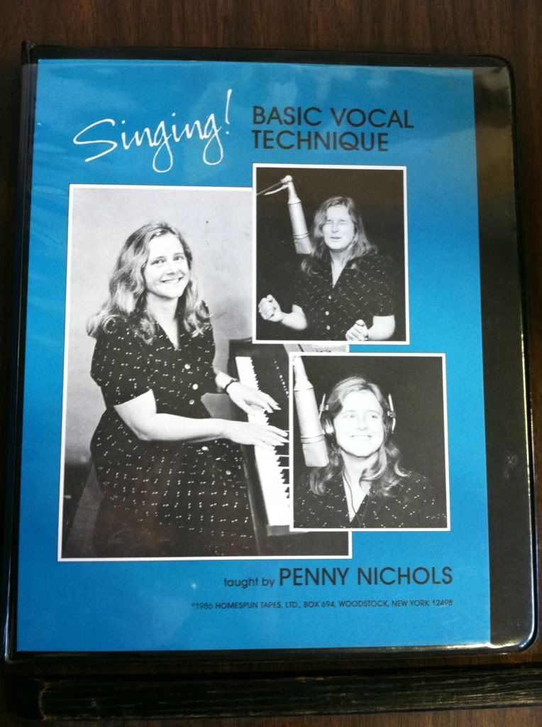 Image for Singing! Basic Vocal Technique