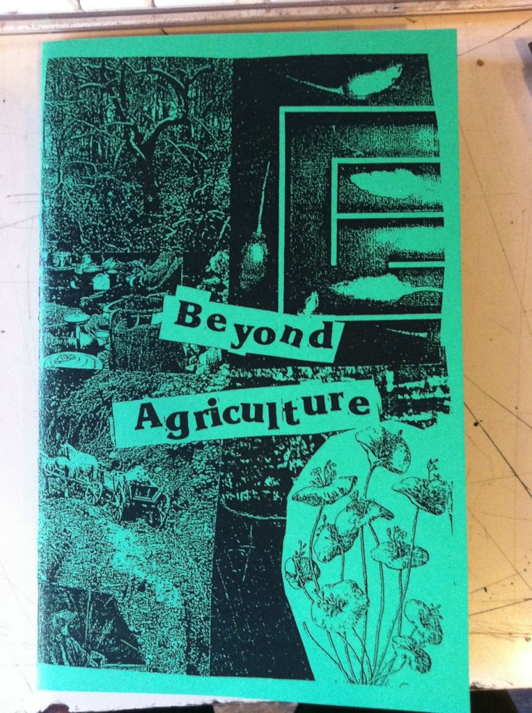 Image for Beyond Agriculture by Matt at Feral Farm