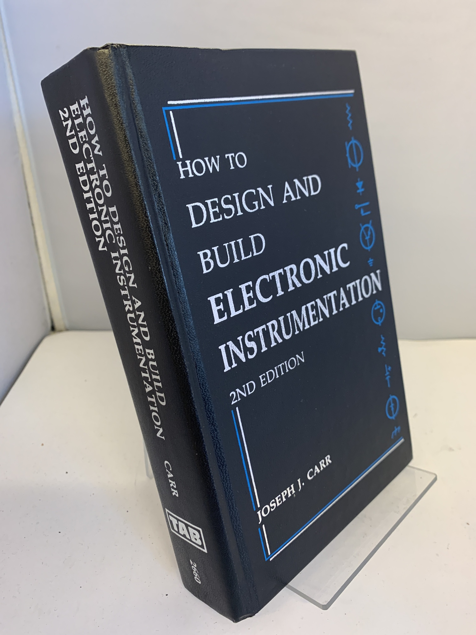 Image for How to Design and Build Electronic Instrumentation
