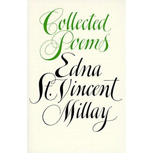 Image for Collected Poems by Milay, Edna St. Vincent