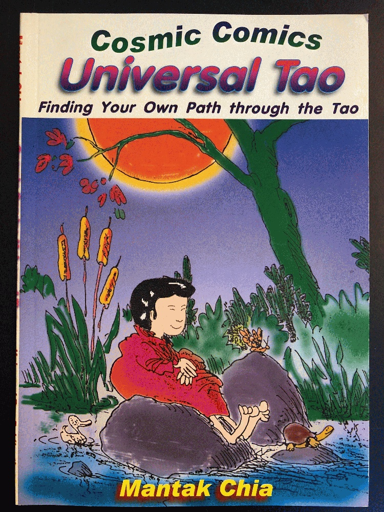 Image for Cosmic Comics Universal Tao