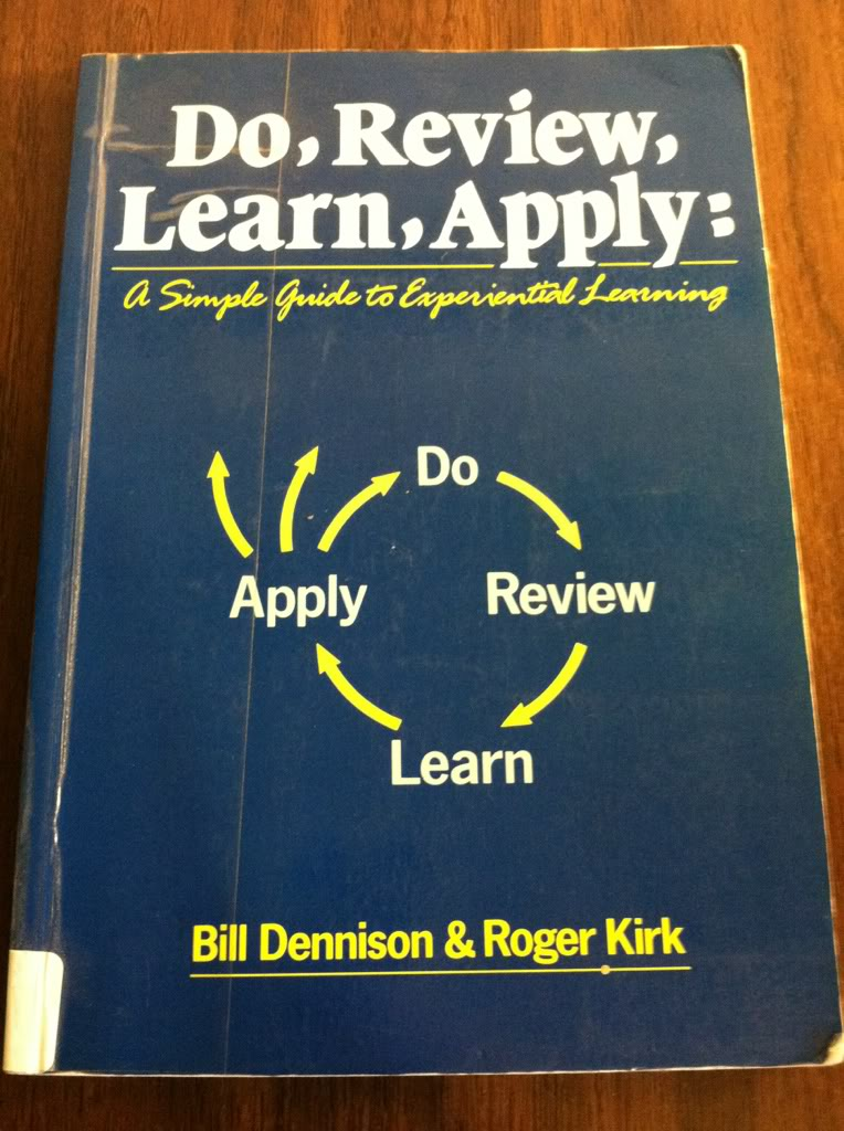 Image for Do, Review, Learn and Apply