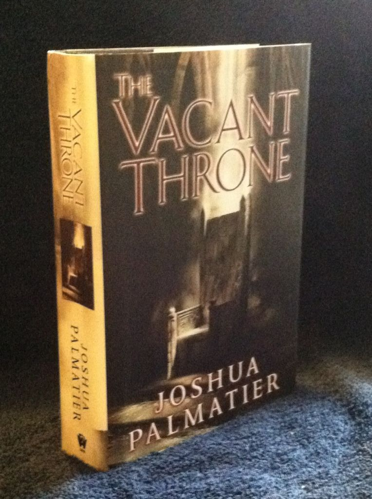 Image for The Vacant Throne (Throne of Amenkor)