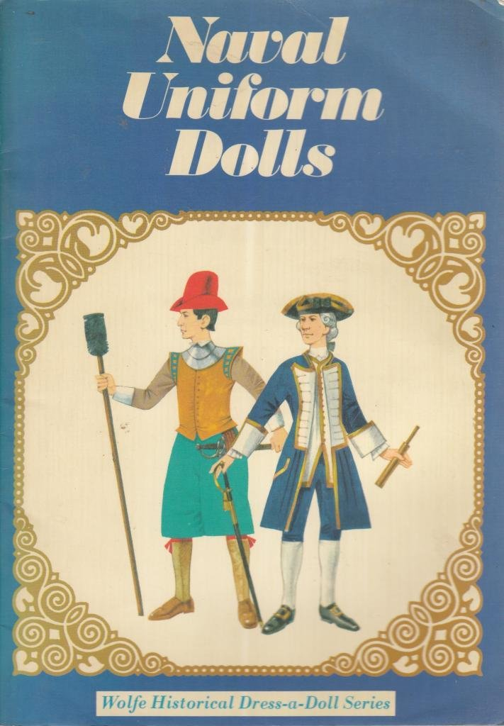 Image for Naval Uniform Dolls