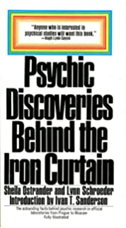 Image for Psychic Discoveries Behind the Iron Curtain