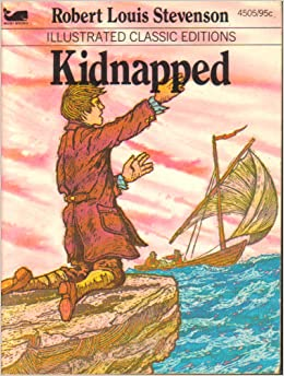 Image for Kidnapped (Illustrated Classic Editions, #4505)